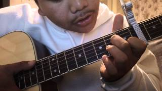 I'm Yours - Jason Maraz Guitar (Beginner)