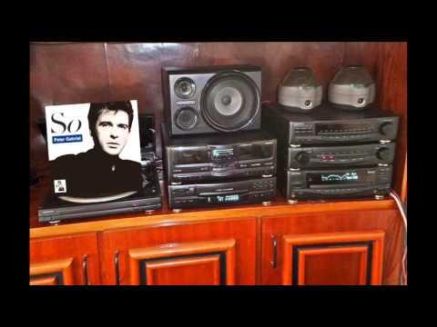 Peter Gabriel  (  Mercy Street) - 1986 - HQ