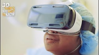 Treating Pain Through Virtual Reality By Dr. Suzanne Gilberg-Lenz
