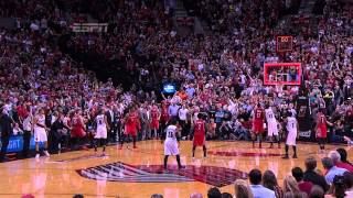 Download Damian Lillard's Ridiculous Game Winner Lifts Blazers Over Rockets: Taco Bell Buzzer Beater Mp3 and Videos