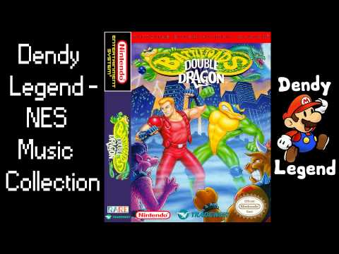 Battletoads and Double Dragon NES Music Soundtrack - Title Theme [HQ] High Quality Music