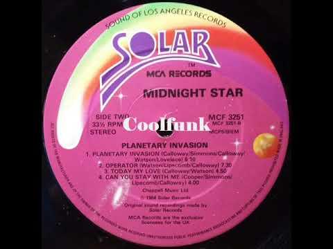 Midnight Star - Planetary Invasion (Electro Funk 1984)