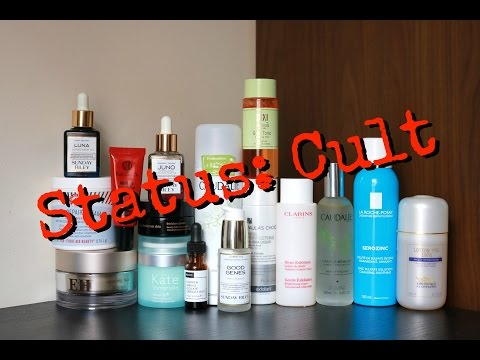 Cult Skincare Products I Love | TophCam