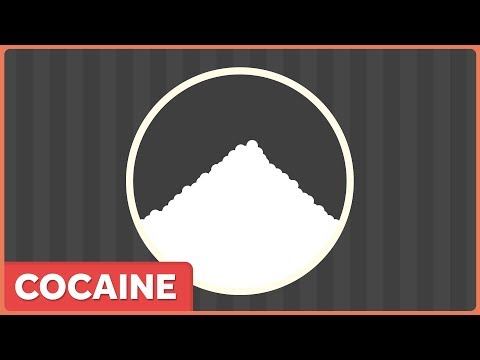 COCAINE. It's A Serious Problem Drug, Too