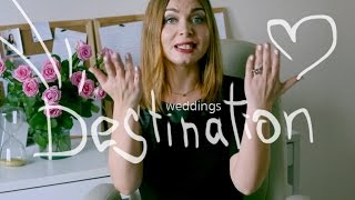 видео Свадьба за границей