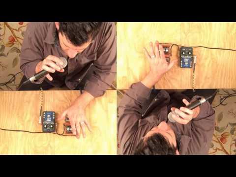 """""""Billie Jean"""" live loop // basic looper demo Digitech DL-8 by Mister Tim"""