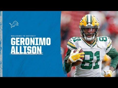Geronimo Allison Highlights
