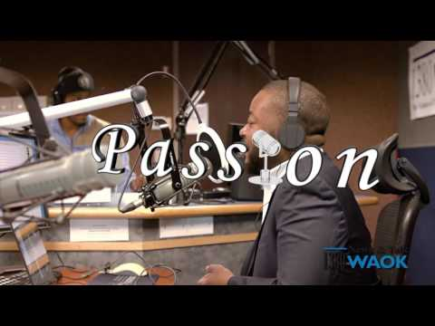 People Passion Politics with Guest Dr Umar Johnson