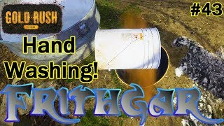 Let's Play Gold Rush The Game #43: Panning A Bucketful!