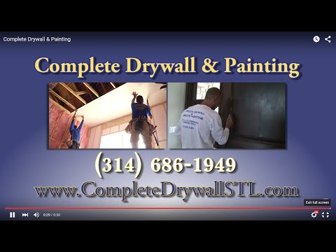 Complete Drywall & Painting