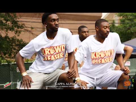 Kappa Alpha Psi 2017 Atlanta Greek Picnic Stroll off (Official Video )#AGP2017 #DewXAGP