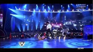Repeat youtube video Strip Dance - Coki Ramirez y Leandro Nimo