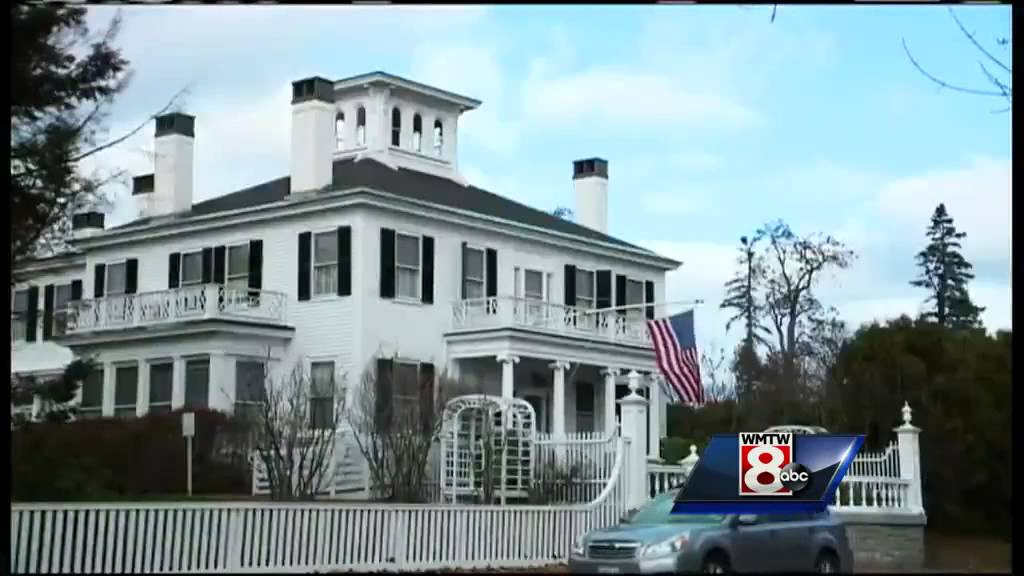 Hometown Maine - Augusta: The Blaine House