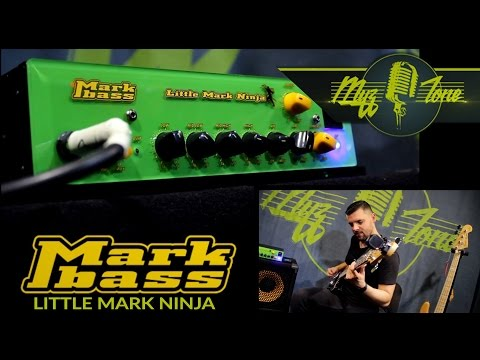 Алексей Соколов - Mark Bass Little Mark Ninja Head - Richard Bona signature Amp - Demo