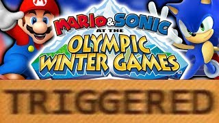 How Mario and Sonic at the Olympic Winter Games TRIGGERS You!