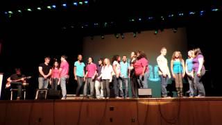 Killeen High School Mad Jazz Choir sings Don