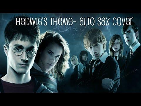 Hedwig's Theme- Alto Sax Cover
