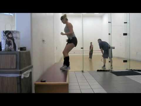 aerobicsko test
