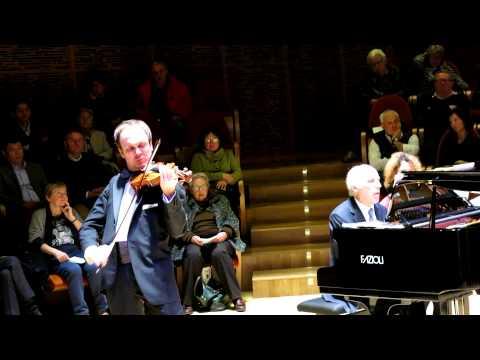 Alessio Bidoli - Bruno Canino - H.Wieniawski - Polonaise Brillante in la maggiore n.2 op.21