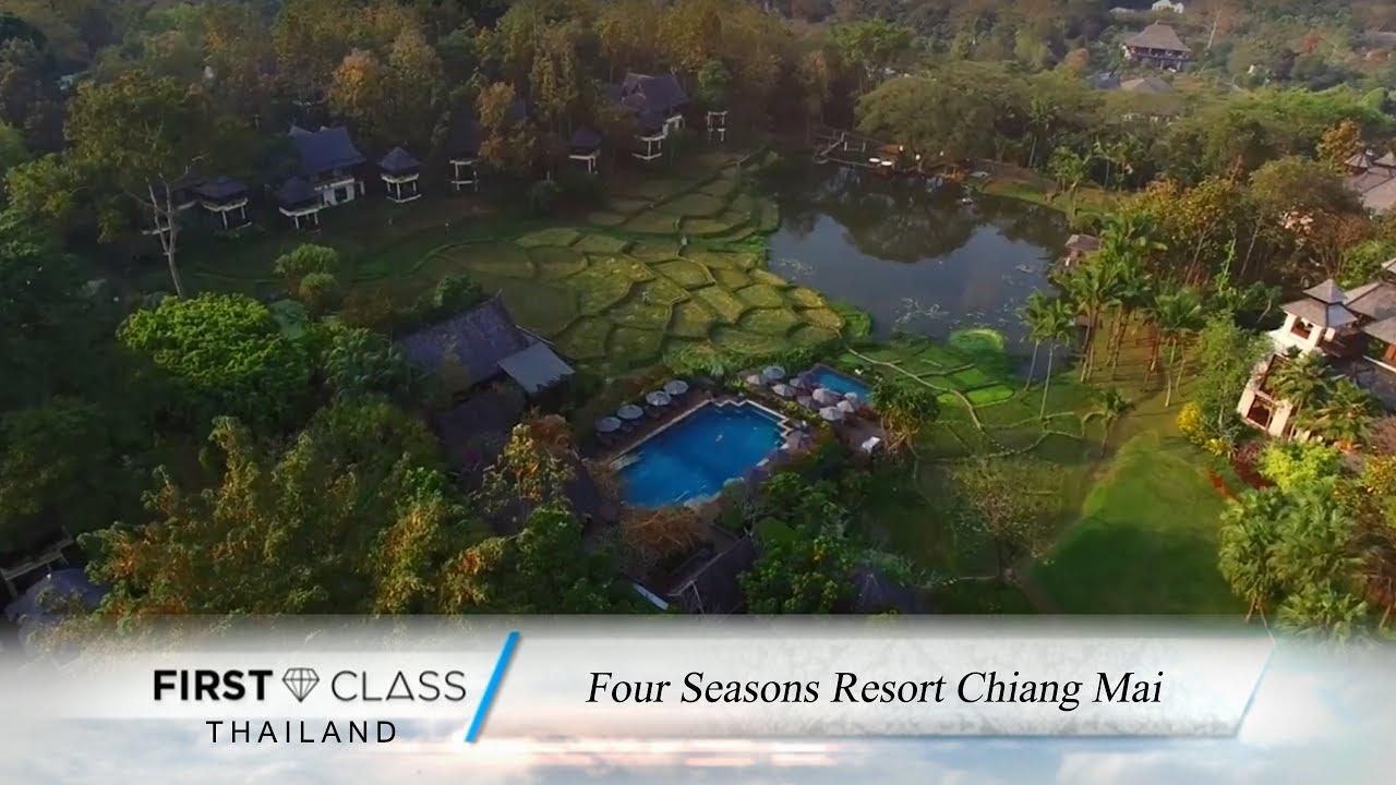 First Class Thailand EP.9 - Four Seasons Resort Chiang Mai (1/3)