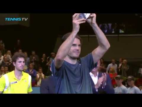 Tommy Haas Vienna 2013 Final Highlights