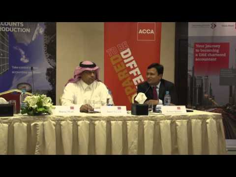 IFRS Convergence in KSA – Think Ahead series from ACCA
