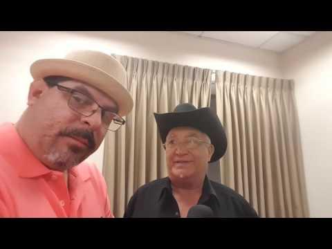 Entrevista exclusiva Eliades Ochoa con Adrian Treto El Salsiquico