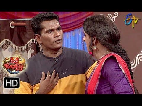 Chammak Chandra Performance | Extra Jabardasth | 8th June 2018 | ETV Telugu