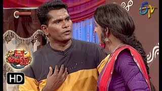 Chammak Chandra Performance | Extra Jabardasth | 8th June 2018 | ETV Telugu