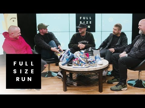 Ugly Christmas Sweater Sneakers and All-Time Great Christmas Sweater Moments | Full Size Run