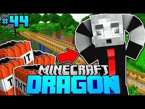 Meine INSEL WURDE ENTDECKT?! - Minecraft Dragon #44 [Deutsch/HD]