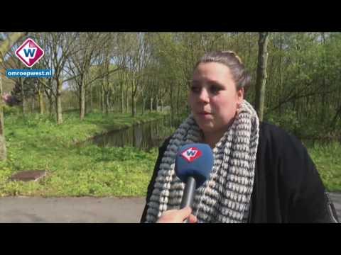 Slachtoffer Zuiderpark zwembad gezoend, bij keel gegrepen en geslagen