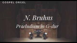 N. Bruhns Praeludium in G-Dur