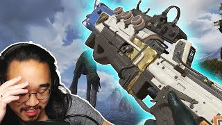 I try the Flatline for a day. Is it actually underrated? (Apex Legends)
