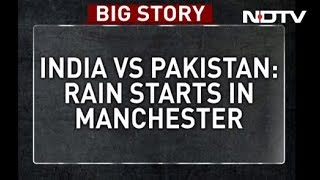 Cricket World Cup: Rain Stops Play With India 305/4 In 46.4 Overs | India vs Pak