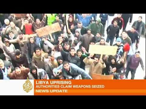 Gaddafi loses more Libyan cities