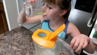 Learning To Pour Her Own Juice   Autism & Independence