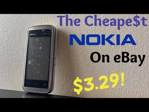 I Bought The Cheapest Nokia On Ebay! | Nokia 5530 |