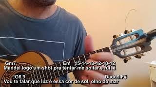 Era uma vez - Thiaguinho - Cavaco - Harmonia - Cifra