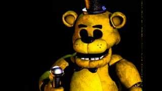 Golden Freddy Sings ''Just Gold'' Song