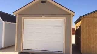 Ulrich Portable Garage