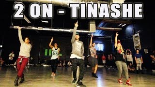 2 ON Tinashe Ft Schoolboy Q Dance Video MattSteffanina Choreography