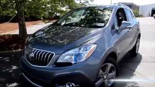 2014 Buick Encore - HD Video Tour Review