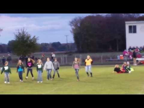 Hesperia Middle School Cheer