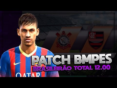 Baixe e Instale o Patch Bmpes - Brasileirão Total 12.00 + Atualização 12.01[PES 2013]
