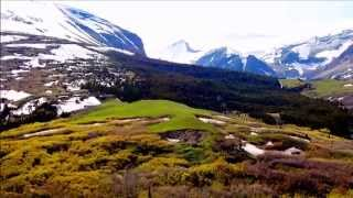 The Beauty of Northwest Montana / Meet Me In Montana-Dan Seals & Marie Osmond