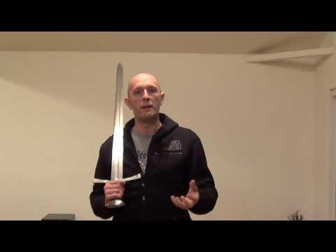 Swords broke quite often - sword fighting/swordsmanship