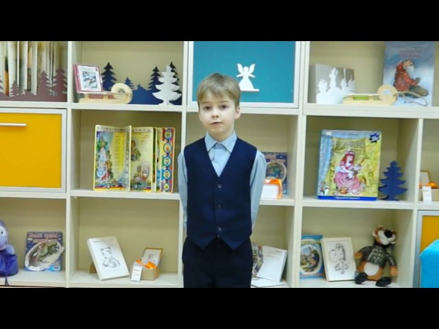 Изображение предпросмотра прочтения – АлексейСиницын читает отрывок изпроизведения «Мороз, Красный нос» Н.А.Некрасова