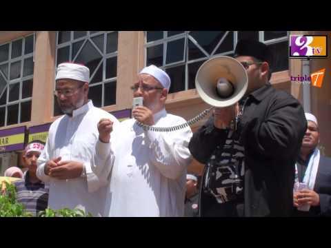 Taujihad Isu Muslim Rohingya Dan Sunni Syiria