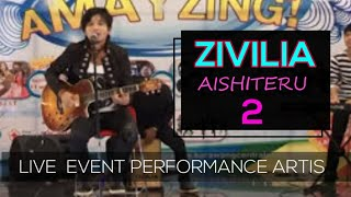 Video Zivilia - Aishiteru 2 download MP3, 3GP, MP4, WEBM, AVI, FLV Oktober 2017